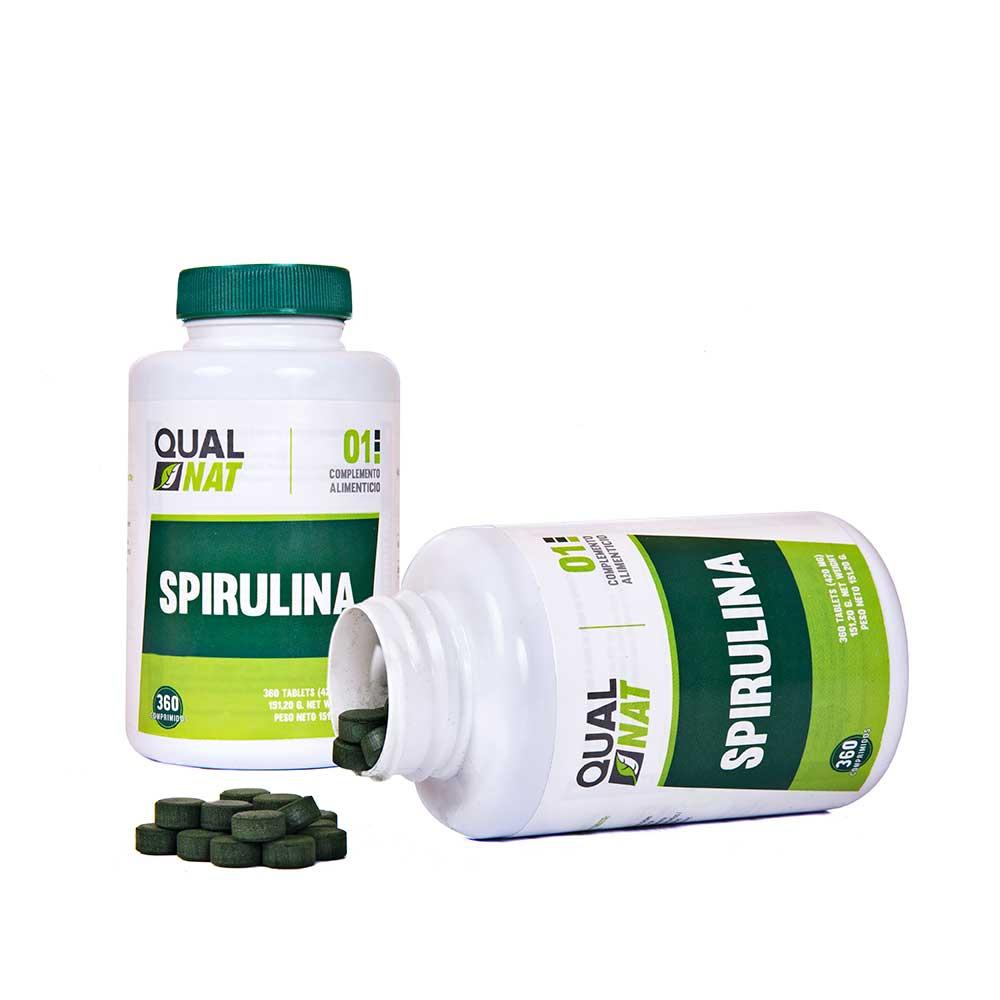 Muscular spirulina como ganar tomar masa la para